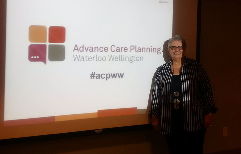 Advance Care Planning & Health Care Consent Education Sessions