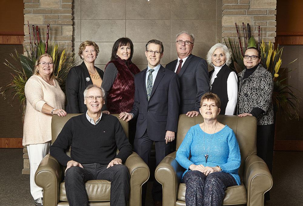 Hospice of Waterloo Region - Board of Directors