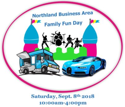Northland Business Area Family Fun Day