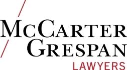 McCarter Grespan Law Firm