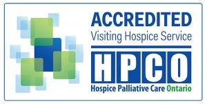 Hospice Waterloo - Accredited Visiting Hospice Service