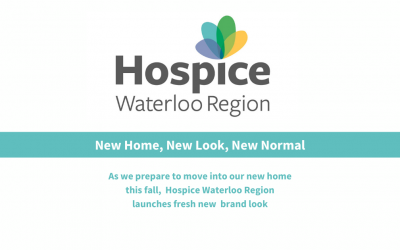 Hospice of Waterloo Region unveils a new look and feel