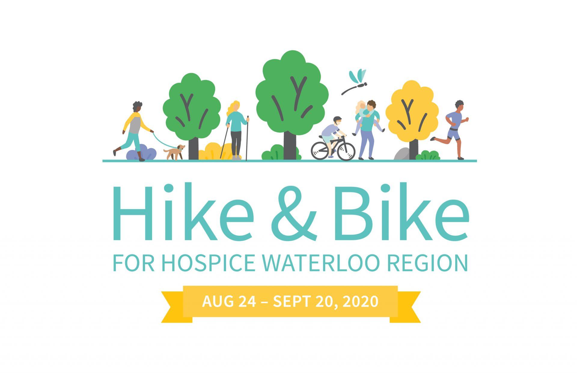 Hike and Bike for Hospice