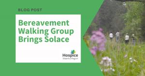 Blog Bereavement Walking Group
