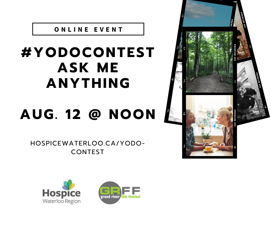 #YODOContest Ask Me Anything Online Event