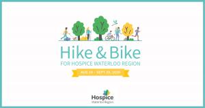 Blog Hike and Bike