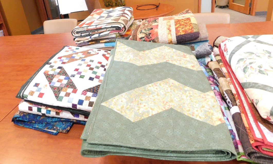 Quilts for Hospice of Waterloo Region