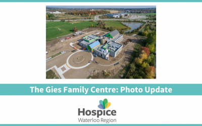 The Gies Family Centre: October photo update