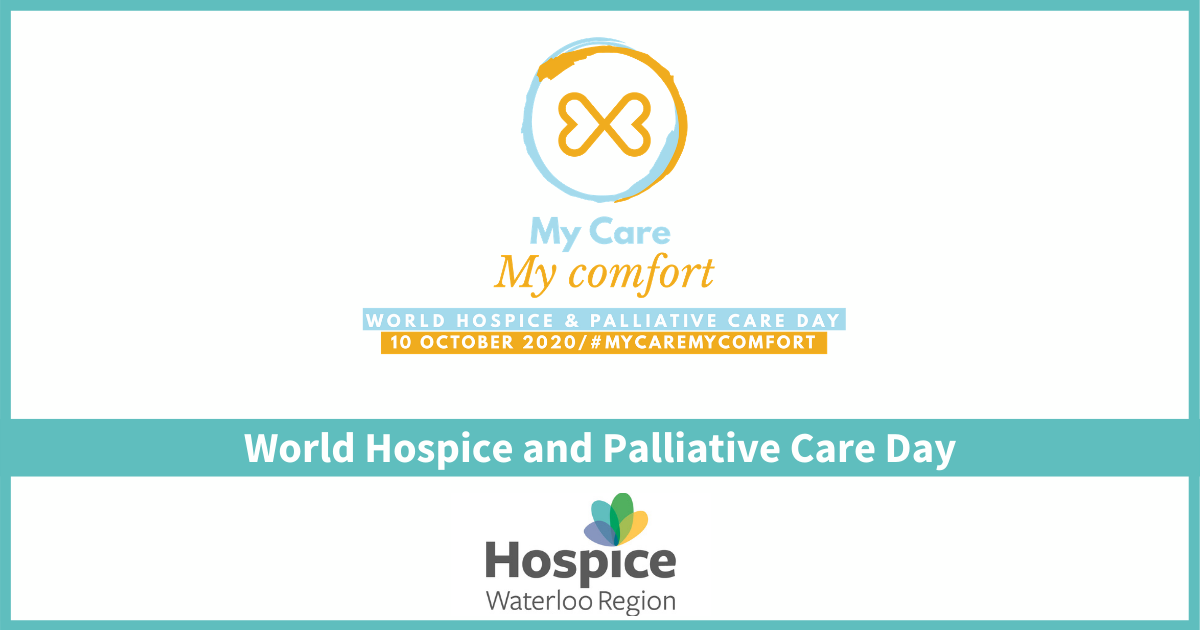 World Hospice and Palliative Care Day