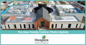 The Gies Family Centre photo update