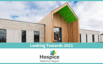 Looking Towards 2021