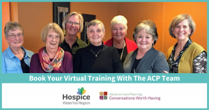 Book your virtual ACP presentation