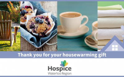 Thank you for supporting Making Hospice a Home