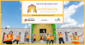 The Gies Family Centre Virtual Grand Opening Celebration