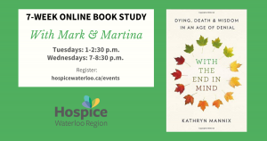 Online Book Study: With the End in Mind