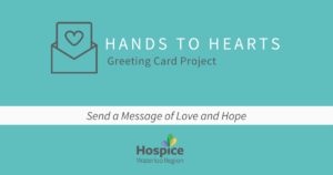 Hands to Hearts greeting card initiative