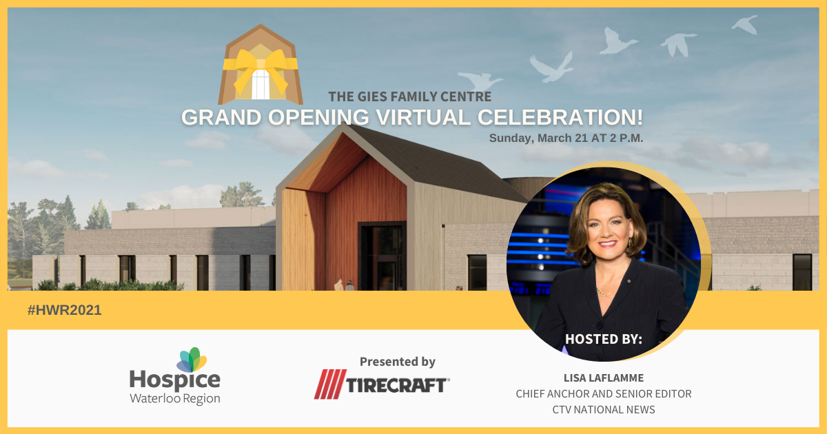 Lisa LaFlamme to host Virtual Grand Opening Celebration