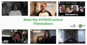 Meet the #YODOContest Filmmakers