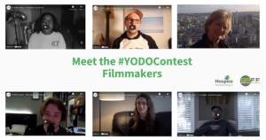 #YODOContest filmmakers - April 12, 2021