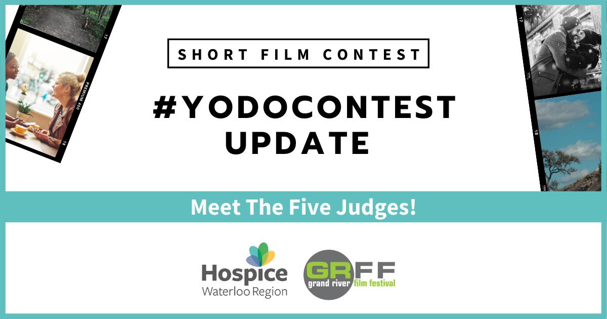 #YODOContest meet the judges