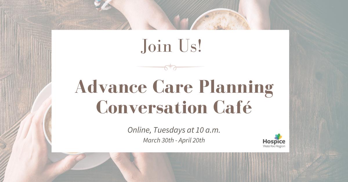 ACP Conversation Cafe