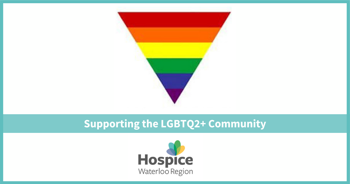 Supporting the LGBTQ2+ community