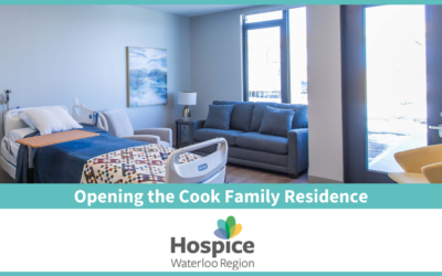 Opening the Cook Family Residence