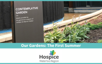Visit the Gardens at The Gies Family Centre