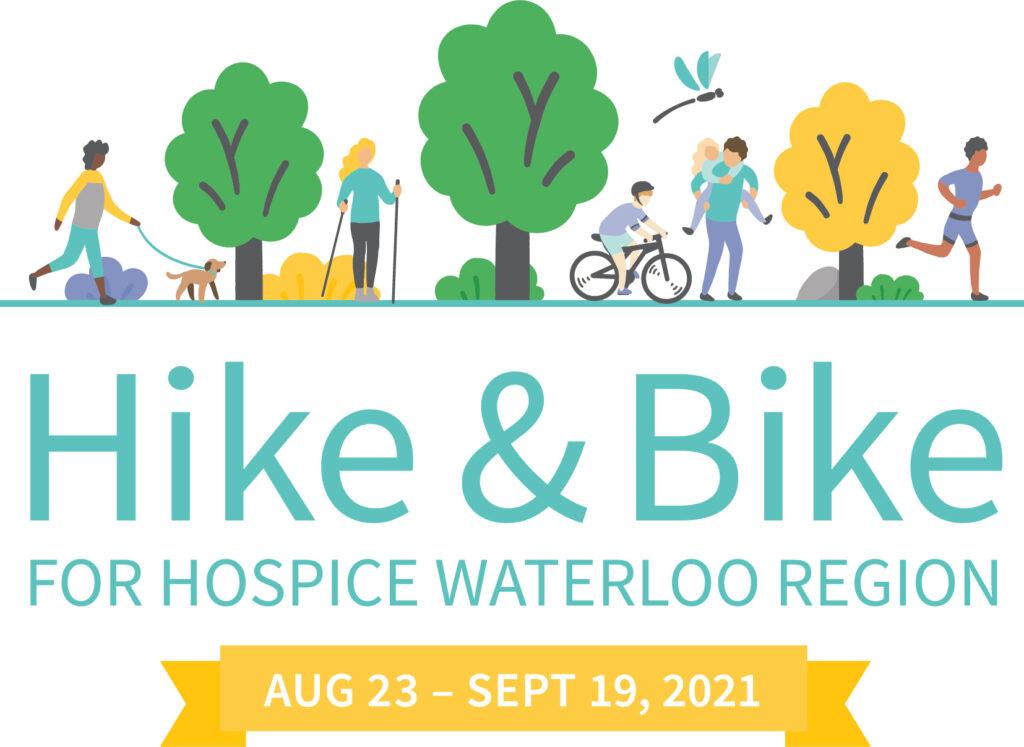 Hospice Waterloo: Hike & Bike