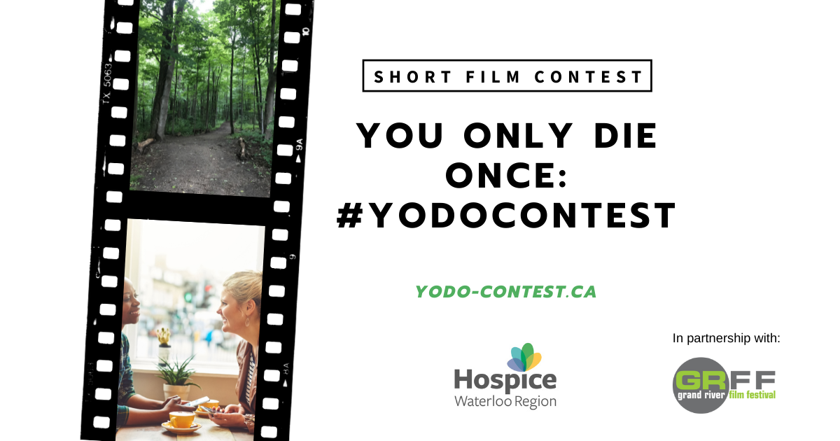 #YODOContest is a short film competition