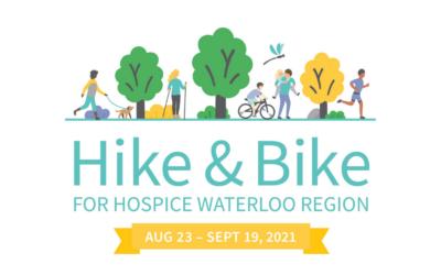 Come Hike and Bike With Us!