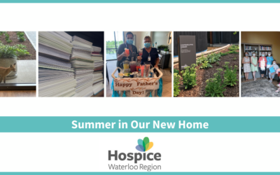 Summer at The Gies Family Centre