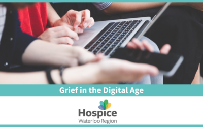 Grief in the Digital Age